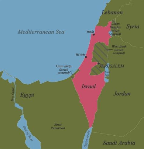Jerusalem-locator